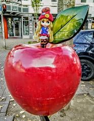 Miss KGB auf'n big apple