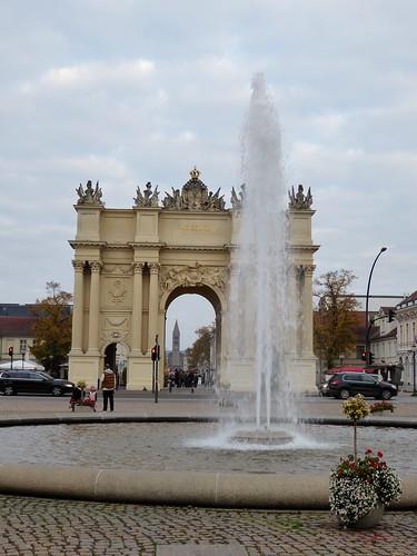Brandenburger  Tor , Potsdam