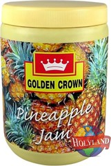 Pineapple Jam 500gm (holylandgroup) Tags: canned fruit vegetable cannedfruit cannedvegetable nonveg jalapeno gherkins soups olives capers paneer cream pulps purees sweets juice readytoeat toothpicks aluminium pasta noodles macroni saladoil beverages nuts dryfruit syrups condiments herbs seasoning jams honey vinegars sauces ketchup spices ingredients