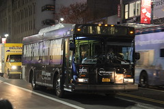 IMG_1552 (GojiMet86) Tags: academy express capital metro nyc new york city bus buses 1997 d30lf 2305 7045 34th street 6th avenue 5fyd2tn04vu017793