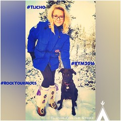 Happy Weekend! Day 5 #Tlicho #mukluks for #rockyourmocs this week November 13-19 for #rym2016 in #Behchoko #northwestterritories #Canada #masi Nora for sharing you #Mukluks with us. (Tlicho Online Store) Tags: tlicho mukluks rockyourmocs rym2016 behchoko northwestterritories canada masi