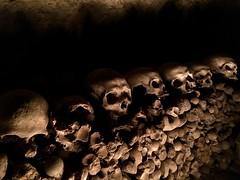 (JonMarti) Tags: cemetery italy naples massgrave bones catacombs