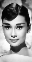 Audrey-Hepburn-Portrait-Everything Audrey (8) (EverythingAudrey) Tags: audreyhepburn audrey hepburn