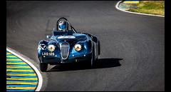 Jaguar XK 120 (1952) (Laurent DUCHENE) Tags: peterauto lemansclassic 2016 bugatti jaguar xk 120 xk120