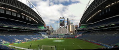 Century Link Field (Worthing Wanderer) Tags: seattle sounders football soccer centurylinkfield seattlesounders usa sunny summer july mls