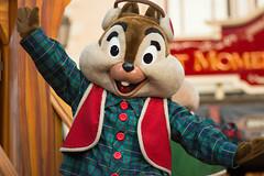 A Christmas Fantasy (jodykatin) Tags: chip achristmasfantasy parade disneyland acf