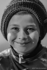 Josh (SteveH1972) Tags: josh canonef70200mmf28lusm canon700d 700d boy lad football people person portrait face faces portraits scunthorpe scunthorpeunited juniors academy glanfordpark northlincolnshire northernengland britain 2016 europe human smile blackandwhite black white