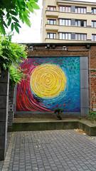 2016-09-18_10-27-10_ILCE-6300_3663_DxO (miguel.discart) Tags: 2016 27mm artderue belgium bru brussels bruxelles bxl bxlove bxlovesummer createdbydxo dxo e18200mmf3563oss editedphoto focallength27mm focallengthin35mmformat27mm graffiti graffito grafiti grafitis ilce6300 iso200 mural petitchateau sony sonyilce6300 sonyilce6300e18200mmf3563oss streetart