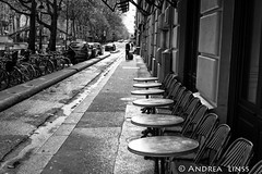 empty places... (andrealinss) Tags: emptyplaces andrealinss frankreich france paris parisstreet bw blackandwhite schwarzweiss street streetphotography streetfotografie