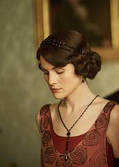 Lady Mary (Vickmo) Tags: downton abbey lady mary 1920