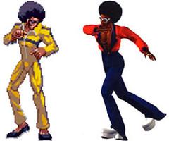 mrjones/aka tony valente capcon (tvalente831) Tags: tony valente capcon tonyjones afro kungfu videogame marvel fighting