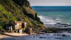 La caleta de Tarifa (Franci Esteban) Tags: lacaleta landscapes paisaje tarifa estrechodegibraltar mar
