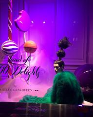 1000 Delights: Alexander McQueen purple (night) (Viridia) Tags: saksfifthavenue winter saks sakscompany manhattan fashion mannequins mannequin urban newyorkcityny newyork nyc newyorkcity saksfifthavenuewindows windowdisplay windowdisplays saksfifthavenuewindowdisplays visualmerchandising dress nightshoot saksfifthavenuechristmaswindows2016 christmaswindow holidaywindow christmas2016 christmas christmasdisplay christmaswindowdisplays christmaswindows2016 saksfifthavenuechristmaswindows newyorkcitychristmas saksfifthavenuechristmaswindowslandof1000delights landof1000delights rootsteinmannequins rootsteinmannequinsatsaksfifthavenue candy alexandermcqueen lollipop