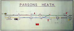 Parsons Heath (P Way Owen) Tags: diagram heath parsons signalbox