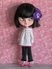 Carly (*KukiCat*) Tags: doll fake blythe icy customdoll repaintdoll