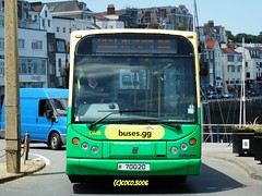 CT Plus Guernsey DM9 (Coco the Jerzee Busman) Tags: uk bus islands coach nimbus ct sprite east plus dennis dart guernsey channel caetano lancs myllennium