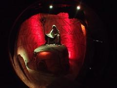Queue for Challenge of Tutankhamon (CoasterMadMatt) Tags: park summer fish eye lens photography amusement ride belgium belgique distorted photos july fisheye photographs theme amusementpark rides themepark attractions fisheyelens iphone walibi wavre 2013 walibibelgium coastermadmatt uploaded:by=flickrmobile flickriosapp:filter=nofilter challengeoftutankhamon
