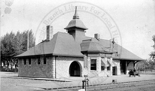 Photo - Historic Jaycees Depot