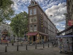 cafe life (Arniesra) Tags: netherlands amsterdam ameland hdr k5