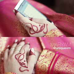 (Unique xm) Tags: tattoo design henna ramadan