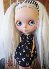 My Morgan Orton Custom Girl