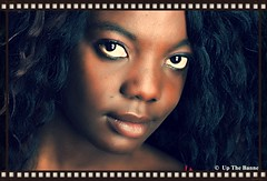 African American Black Ebony Female Portrait Photography, By Noel Moore, Up The Banner Photography, County Clare, Ireland (upthebanner) Tags: county new ireland red portrait people irish woman brown white black hot cute sexy eye girl beautiful beauty smile face grass fashion lady female youth mouth hair fun happy person photography spring student model eyes nikon long pretty clare european photographer hand dress adult natural outdoor body african background gorgeous joy goddess young posing style noel lips moore curly american portraiture attractive stunning elegant ethnic ebony irlanda d90 upthebanner