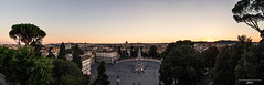 "Panoramica Roma - Tramonto • <a style=""font-size:0.8em;"" href=""http://www.flickr.com/photos/92529237@N02/9724968550/"" target=""_blank"">View on Flickr</a>"