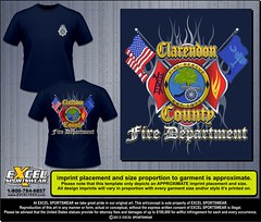 "CLARENDON CO FIRE DEPT 01304288 TEE • <a style=""font-size:0.8em;"" href=""http://www.flickr.com/photos/39998102@N07/9823565136/"" target=""_blank"">View on Flickr</a>"