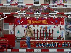 Michaelmas Fair - Abingdon (Maggie @ Abingdon) Tags: coconut shy abingdon michaelmasfair 2013 abingdonfair abingdononthames