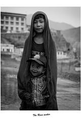 The Rain Maker (William Levassor) Tags: bw india rain kids canon noir william nb himalaya blanc willy ladakh inde 6d 24105 lamayuru wiwi levassor