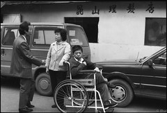 Shanghai上海1994 part5 Renmin Road 人民路-90 (8hai - photography) Tags: road shanghai yang ren 上海 1994 bahai hui min renmin part5 人民路 yanghui shanghai上海1994