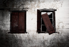 Windows (marselius1) Tags: old windows colour abandoned vintage switzerland forgotten wallis valais abigfave gletch
