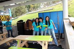 Hilton Bogota Volunteers Painting (HiltonWorldwide) Tags: corporate community day hilton grand week service hotels hampton volunteer conrad vacations embassysuites volunteerism hiltonhhonors doubletreebyhilton hiltonworldwide hiltonhotelsandresorts travelwithpurpose