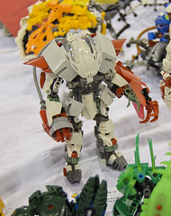 BRICKFAIR125 (dviddy) Tags: kevin factory lego system va convention hero fusion bionicle moc hinkle 2013 bzpower brickfair