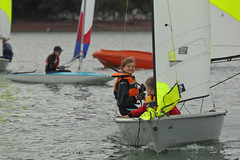 Dinghy Sailing (Ade-Wales(Moving house, see you soon!)) Tags: wales pembrokeshire dinghy milfordhaven dinghysailing pyc gelliswick dinghyracing pembrokeshireyachtclub rsfeva