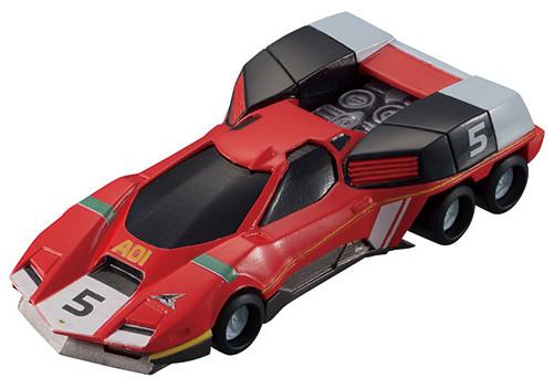 MegaHouse - 「閃電霹靂車 Cyber Formula」收集系列