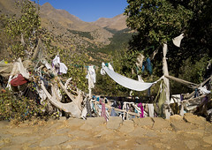 Pir Shaliar Shrine, Howraman, Iran (Eric Lafforgue) Tags: mountain colour horizontal outdoors asia iran middleeast nobody nopeople traveldestinations colorimage   islamicrepublicofiran  iro dsc00258 howraman  westernasia  pirshaliarshrine