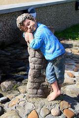 Ayre of Cara3 (Little Boffin (PeterEdin)) Tags: boy sculpture slr art statue canon island eos rebel islands miniatures coast scotland miniature orkney artist alba cara statues coastal artists figure dslr figurine canoneos singlelensreflex ecosse sleepingboy orkneyislands southronaldsay 400d rebelxti canoneos400d canonrebelxti canon400d digitalsinglelensreflex theorkneys arcaibh theorkneysislands orkneyislandscouncil southronaldsayisland ayreofcara