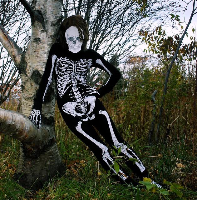 halloween girl newfoundland square skeleton nikon mask thursday onesie d80 imanadult