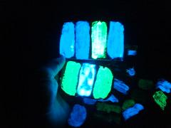 Esmaltes cerâmicos que brilham no escuro (Beth Coe Maeda) Tags: ceramics potter glowinthedark pottery glazed poterie emaille artesano smalto glazes queimar glasur ceramiste ceramista keramiker cuocere glasiert esmaltada vidriados glaçure glaseret potteryglazesãopaulobrazil