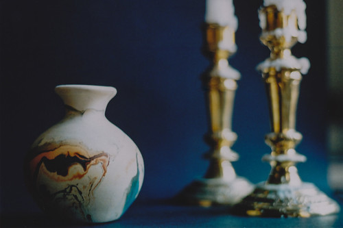 Ceramic and Candles