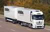 Mercedes Actros MP4 AN SK793 - Schuller (gylesnikki) Tags: white truck kent artic mp4 m20 rigid schuller drawbar
