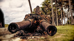 Artillery (LPRob) Tags: japanese nikon wwii worldwarii artillery kwajalein worldwar2 micronesia marshallislands pacifictheater d7100 operationhourglass