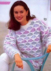 zoll 1998-01d (Homair) Tags: vintage sweater fuzzy mohair zolushka