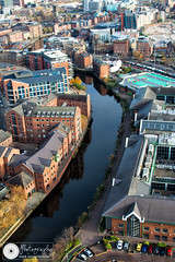 From Above.... (Mark Winterbourne | markwinterbourne.com) Tags: england unitedkingdom leeds lookingdown westyorkshire streetview viewfromabove bridgewaterplace leedspanoramabridgewaterplacemarkwinterbourne