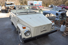"1973 VW Thing • <a style=""font-size:0.8em;"" href=""http://www.flickr.com/photos/85572005@N00/11211917866/"" target=""_blank"">View on Flickr</a>"