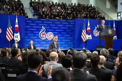Vice President Biden Introduces Ambassador Kim at Yonsei University (U.S. Department of State) Tags: korea seoul southkorea republicofkorea yonseiuniversity josephbiden sungkim