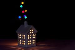 Merry Christmas (Luc1659) Tags: night merrychristmas natale luce buonnatale buonefeste mygearandme mygearandmepremium mygearandmebronze mygearandmesilver