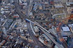 London Bridge railway lines (raghavvidya) Tags: bridge london train shard chritmas raghavvidya 365projectchi