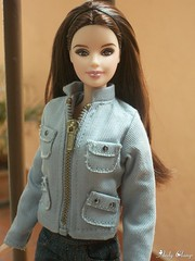 Bella Swan - New Girl  (Andy Clamp) Tags: cute fashion swan twilight doll barbie bella mattel collector